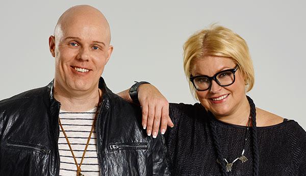 Minna Kuukka Nuorena